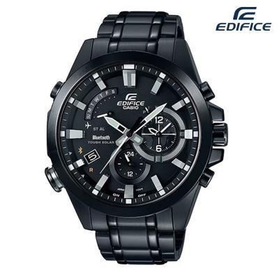 Edifice EQB-510DC-1ADR Analogue Watches for Men, Black