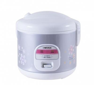 Nevica 1.2L Rice Cooker, Cool Touch Body