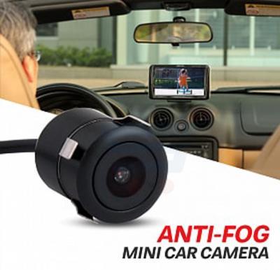 US Anti-Fog Mini Car Camera