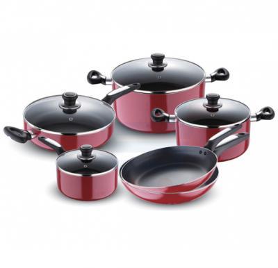 RoyalFord 10 Pcs Non Stick Cookware Set - RF8500