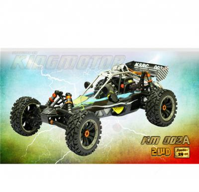 King Motor Buggy RC Car - KM-002A