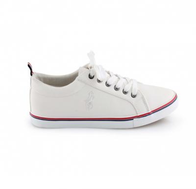 Casual Shoes For Mens GH-859, Size 44 - White