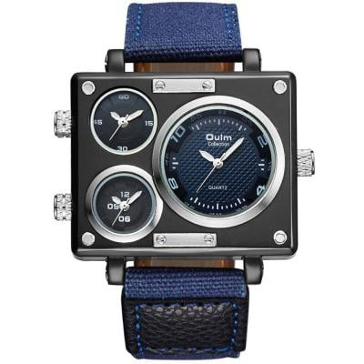 Oulm Collections Gents Fashion Wrist Watch