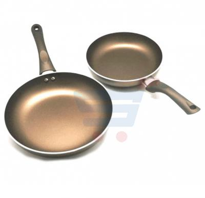Royalford 2Pc Non-Stick Coated Fry Pan 20x24CM - RF7355