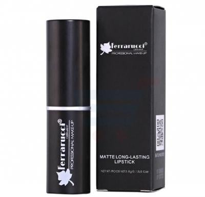 Ferrarucci Matte Long-Lasting Lipstick 3.8g, FLLS27