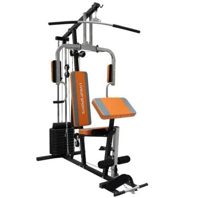 Live Up LS1002 Home Gym With Stack 10*10 100Lbs