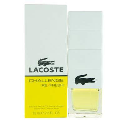 Lacoste Challenge Refresh Edt 75ml Spy For Men