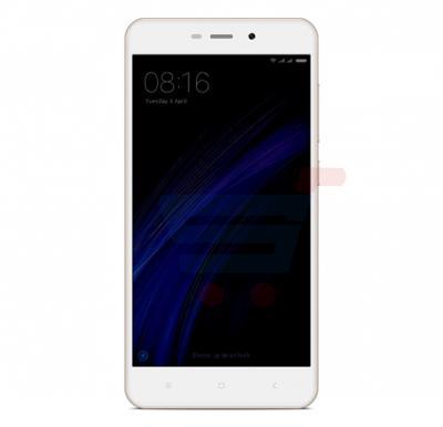 Xiaomi Redmi 4A 4G Smartphone, Android 6.0, 5.0 Inch Display, 2GB RAM, 16GB Storage, Dual Camera, Dual Sim- Gold