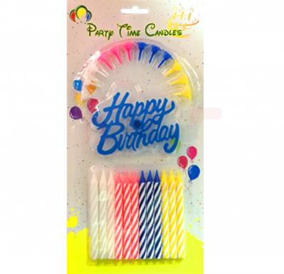 Party Time HB Candle F12
