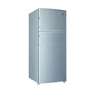 Aftron 160L Double Door Top Freezer Refrigerator, AFR605HS