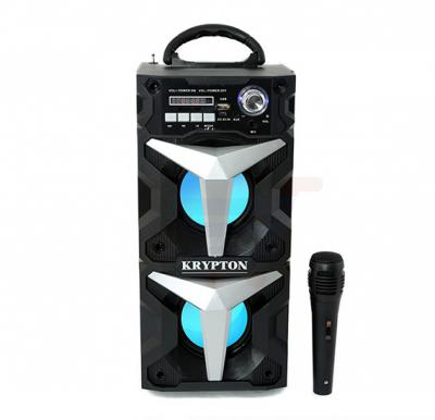 Krypton Rechargeable Bluetooth Portrable Speaker With MIC, KNMS6048