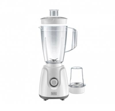 Black and Decker 400 W blender with 1 mill , BX4030-B5
