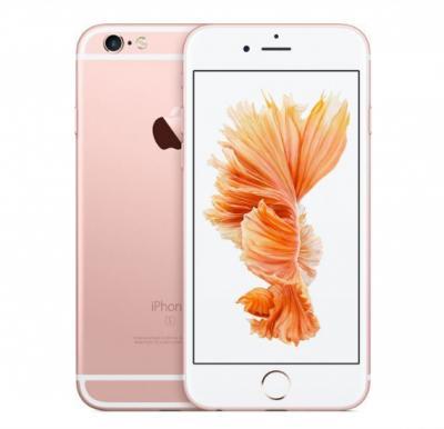 Apple iPhone 6s Plus 32GB Storage Rose Gold, Refurbished