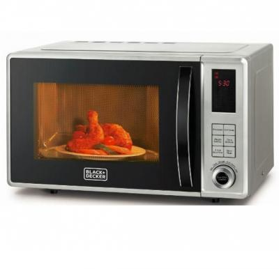 Black & Decker 23 Ltr Microwave Oven with Grill, MZ2310PG - B5
