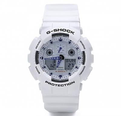 Casio Mens Watch G-Shock Analog Digital - GA120A-7A