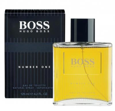 Hugo Boss No.1 Edition For Men 125 ml  Perfume