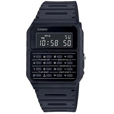 Casio CA-53WF-1B Digital Black Dial Watch for Men