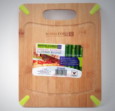 Royalford Carbonized Bamboo Cutting Board Series - RF8685