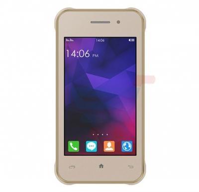Kagoo K158 3G Smartphone, Android OS,4.0 Inch Display,Dual SIM,Dual Cmaera,1.2GHz Processor-Gold