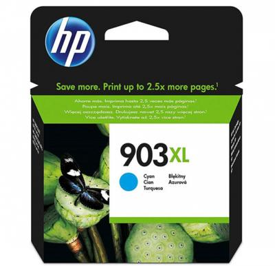 HP 903XL High Yield Ink Cartridge Cyan,  T6M03AE