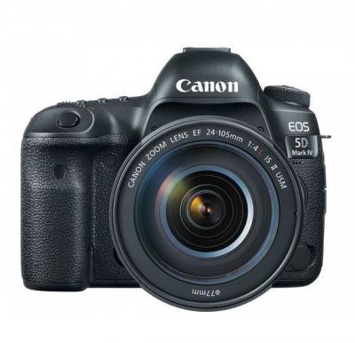 Canon EOS 5D Mark IV 24-105mm Lens