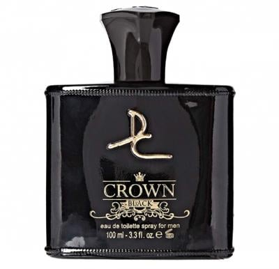 DORALL COLLECTION CROWN BLACK EDT MEN 100ML