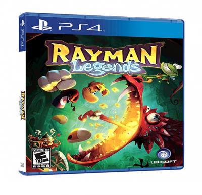Ubisoft Rayman Legends For PS4