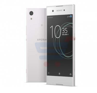 Sony Xperia XA1 4G Smartphone 5.0 Inch Display, Android 7.0, 32 GB, 3 GB RAM, 4G LTE , Dual SIM, White
