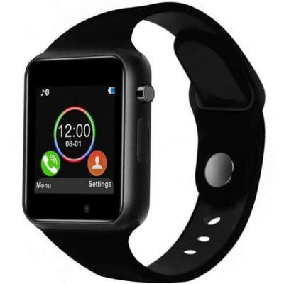 Modio MW01 Smart Watch For Men, Black