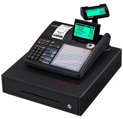 Casio Cash Register Machine SE-C450