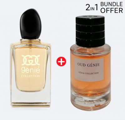 2 In 1 Genie Perfume Pack