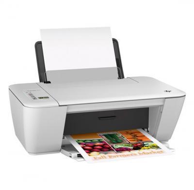 HP Deskjet 2540 Wireless All In One Printer, Gray