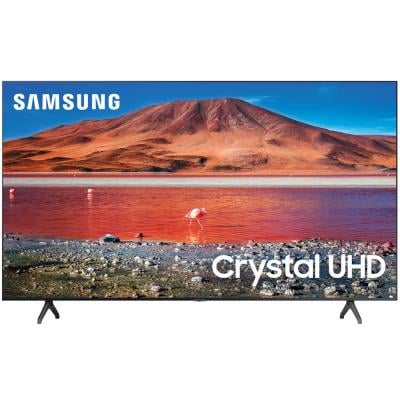 Samsung 50-Inch 4K UHD Smart LED TV UA50TU8000 Black