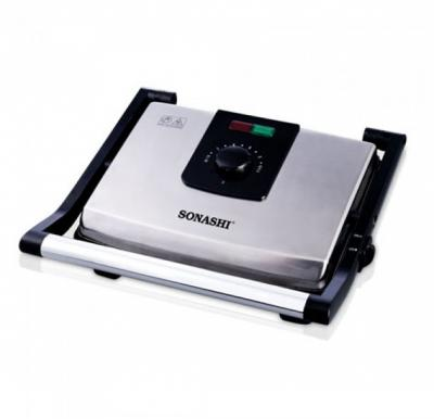 Sonashi SGT-854 Contact Grill, 2000watts