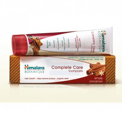 Himalaya Botanique Whitining Complete Care Tooth Paste Simply Cinnamon 150 GM - NHO0076