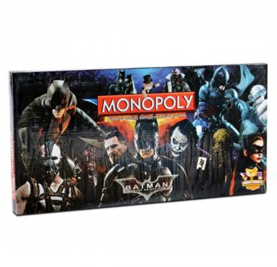 Brain Games Monopoly-Batman