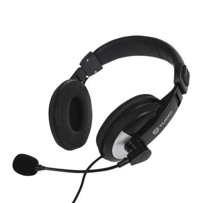 Tucci Stereo PC Gaming Headset with Microphone, TC-L750MV