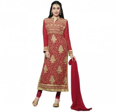 Fiona 20018 Georgette With Heavy Embroidery Suit