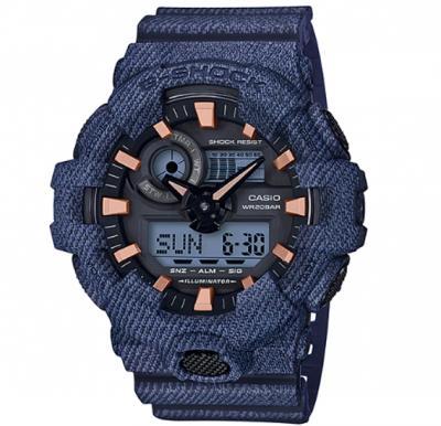 Casio G-shock Digital Analog Watch, GA-700DE-2ADR
