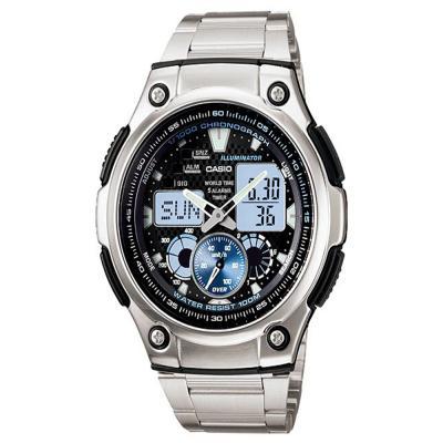 Casio Gents Watch, AQ-190WD-1AVDF