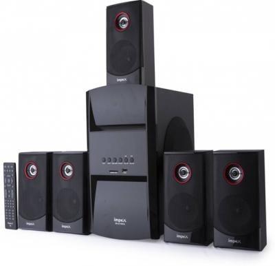 Impex Multimedia Speaker 5.1Blue Rock,HT 5103