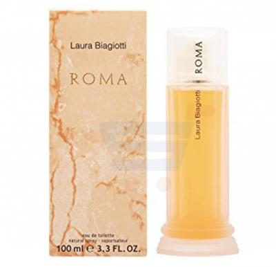 Laura Biagiotti Roma 100ml Edt Spray For Women