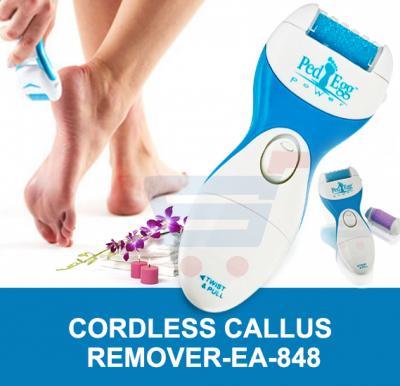 Cordless Callus Remover-EA-848