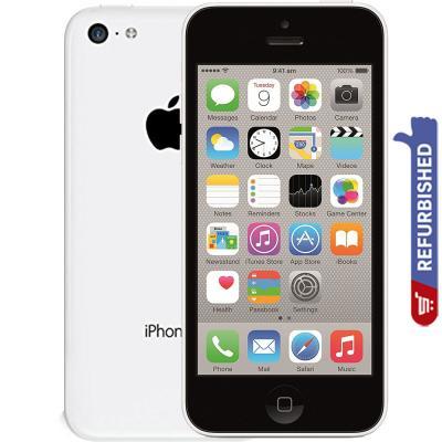 Apple iPhone 5C White 32GB Storage 4G LTE Refurbished
