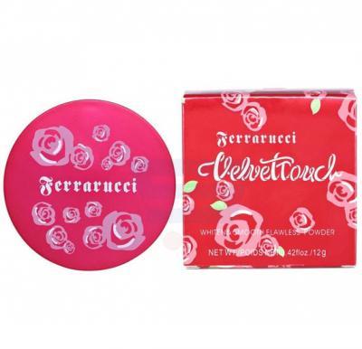 Ferrarucci Velvet Touch Flawless Powder 12g, FEC006