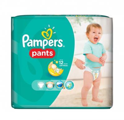 Pampers Pants No.4 CP Maxi (9-14kg) 96 pcs
