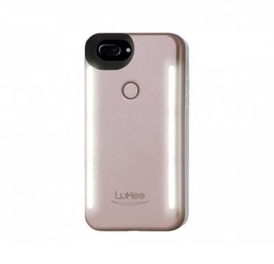 LuMee Duo iPhone 6Plus/6SPlus 7Plus/8Plus - Rose Matte LD-IP7PLUS-ROSEMT