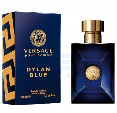 Versace Pour Homme Dylan Blue EDT 50ml For Women