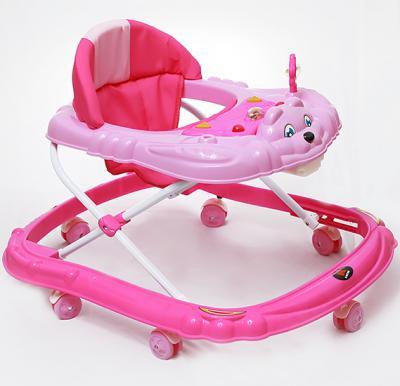 Al taraf kids Baby Walker Pink, Alt324