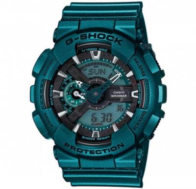 Casio G-Shock Sport Watch For Men - GA-110NM-3A